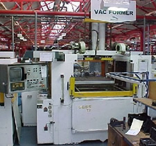 High quality machinery sales in the plastics industry